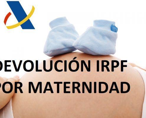 IRPF MATERNIDAD